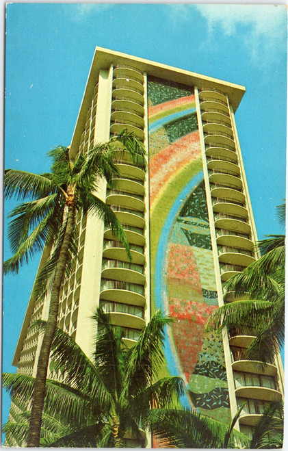 Hilton Rainbow Tower Hawaii