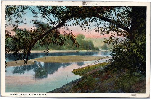 Scene on Des Moines River