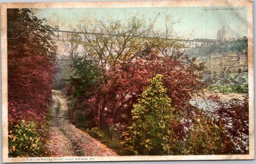 Old Wilderness Road, High Bridge