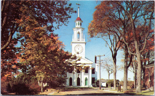 Congregational Church at Kennebunkport
