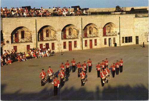 The Drums of the Fort Henry Guard