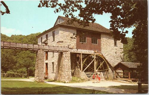 Hamer's Mill - Spring Mill State Park