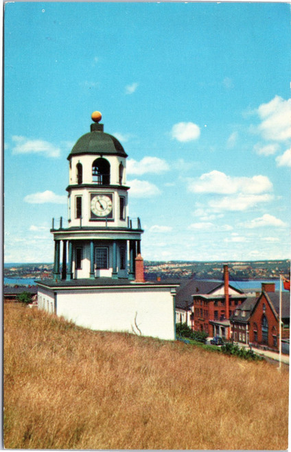 Old Town Clock on Citadel Hill