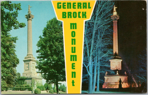 General Brock Monument