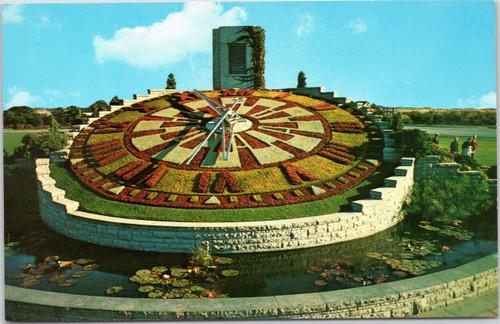 Ontario Hydro Floral Clock