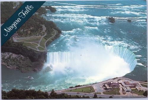 Niagara Falls Canada -Horseshoe/Canadian Falls