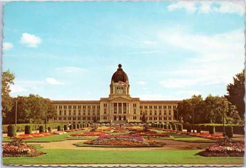 Legislative Building - Regina, Saskatchewan