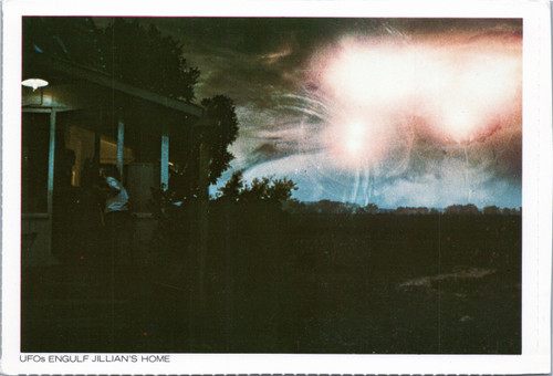 UFOs Engulf Home Close Encounters