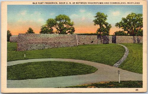Old Fort Frederick