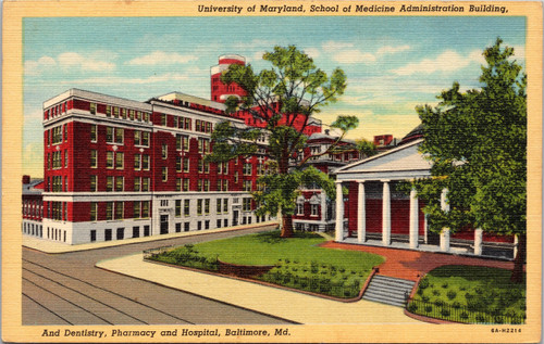 University of Maryland School of Medicine Administration Building
