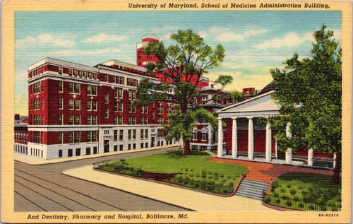 University of Maryland School of Medicine Administration Building