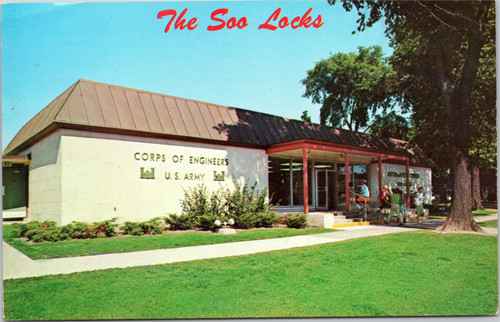 Soo Locks Visitor Center