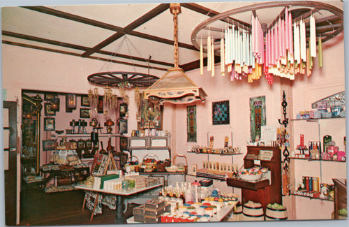 Jeannie's Soap and Candle Shop