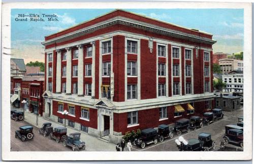 Elk's Temple -  Grand Rapids MI