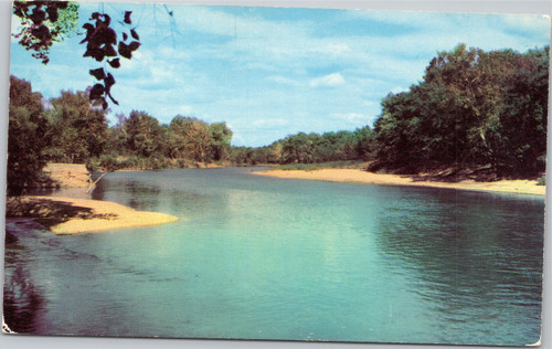 Meramec River Stanton Missouri