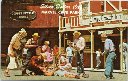 Silver Dollar City,