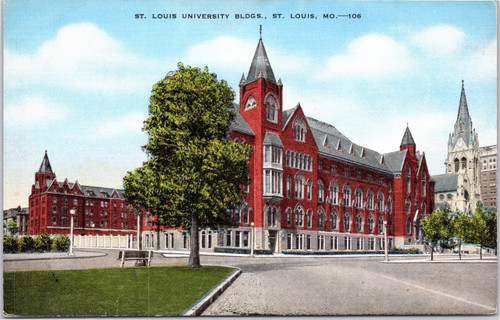 St. Louis University buildings