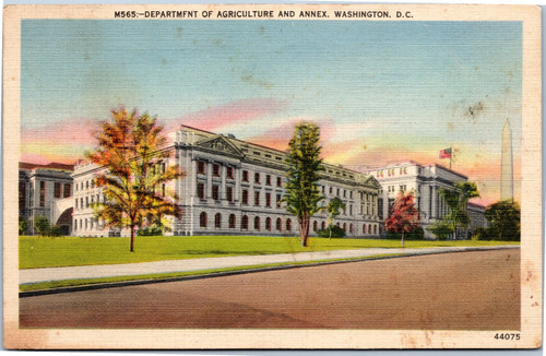 Department of Agriculture and Annex