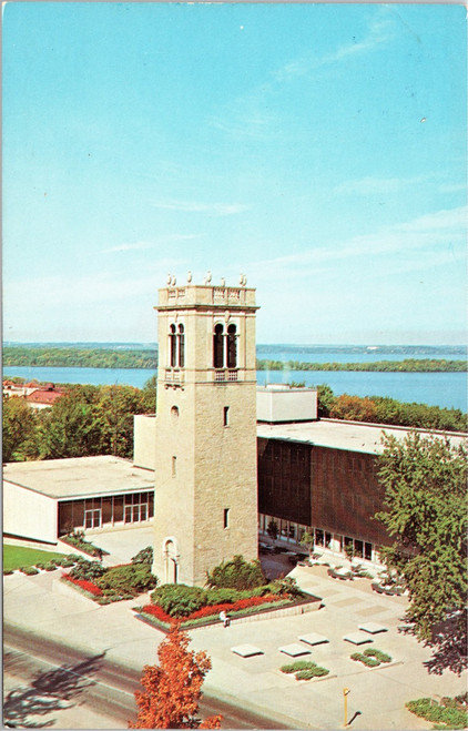 Carillon Tower University of Wisconsin at Madison