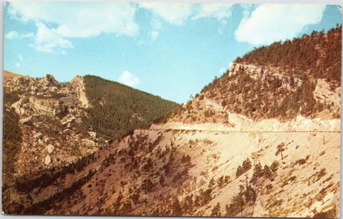 Wyoming Fallen City