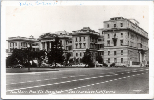 Southern Pacific Hospital - San Francisco