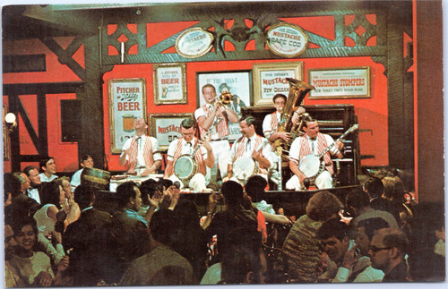 Mustache Stompers banjo band