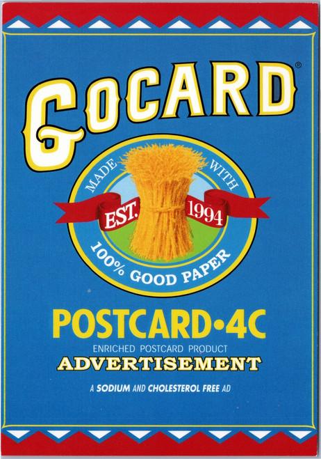 gocard advertising