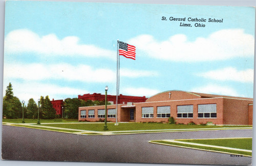 St. Gerard Catholic School Lima Ohio