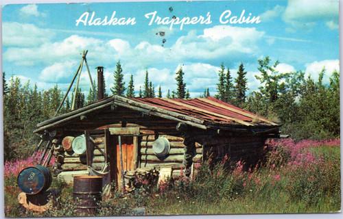 Alaska Trapper's Cabin