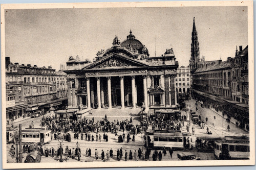 Brussels Stock Exchange - La Bourse