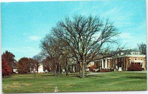 University of Delaware - Warner Hall and Robinson Hal