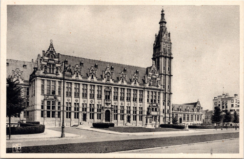 Université Libre de Bruxelles - la nouvelle universite - de nieuwe hoogeschool