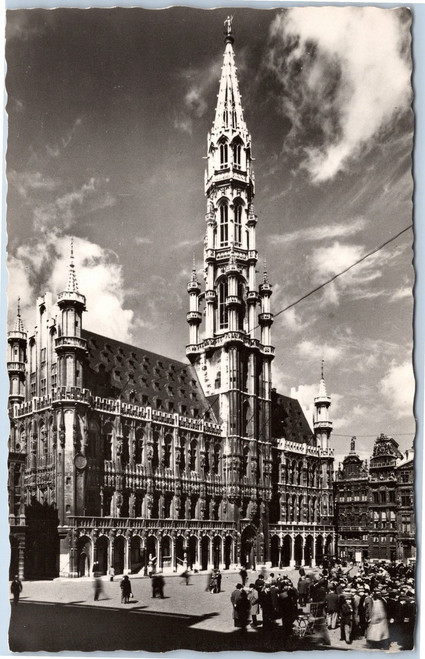 Brussels Hotel de Ville - Town hall - city hall