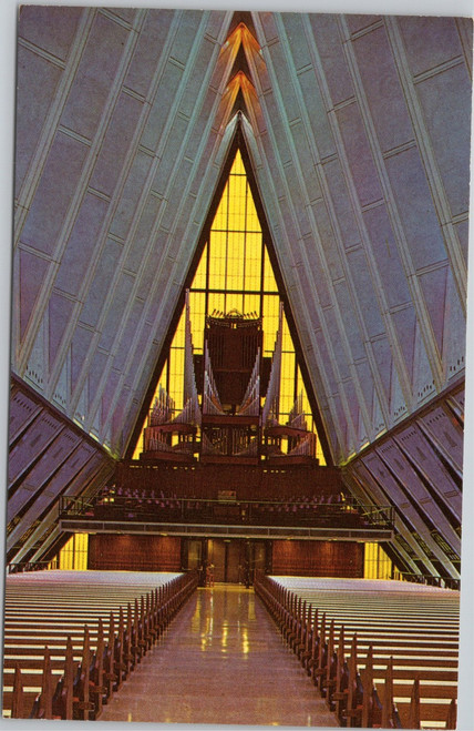 US Air Force Academy - Chapel Organ