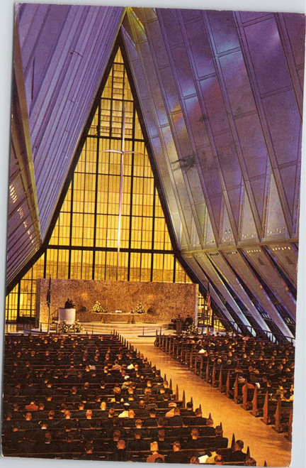 US Air Force Academy - Cadet Chapel