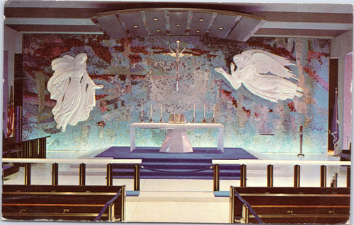 US Air Force Academy - Cadet Chapel