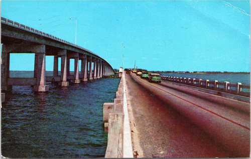 Gandy Twin-Span Bridge Tampa