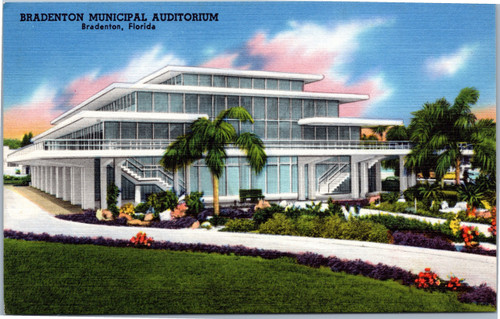 Bradenton Municipal Auditorium