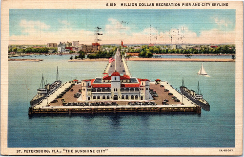 Million Dollar Recreation Pier