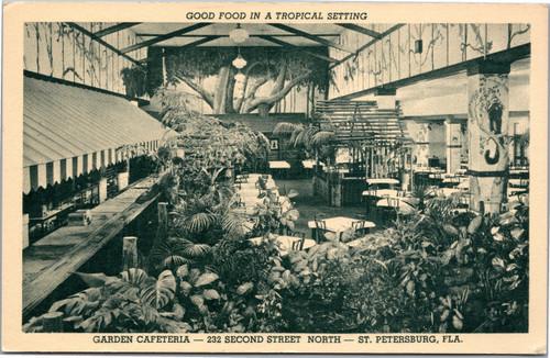 Garden Cafeteria