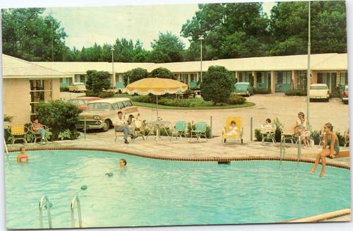 Ashley Oaks Motel