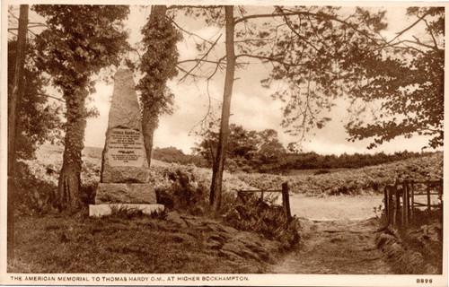Thomas Hardy Memorial