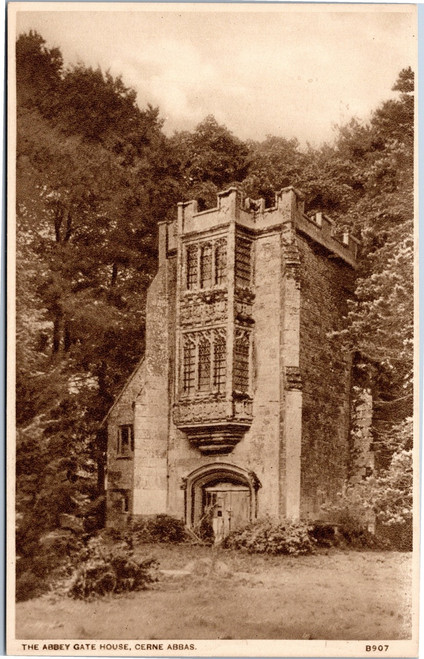 The Abbey Gate House, Cerne Abbas