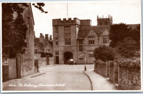 The Gateway, Sherborne School