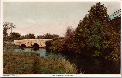 North Bridge  Wareham