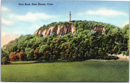 East Rock, New Haven