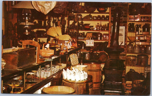 Mystic Seaport - George H. Stone General Store