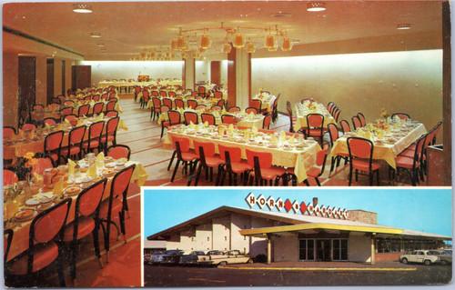 Horn and Hardart Restaurant