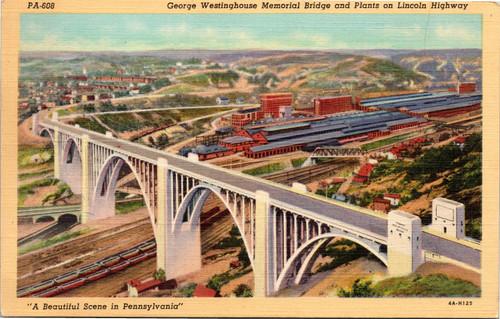 George Westinghouse Memorial Bridge