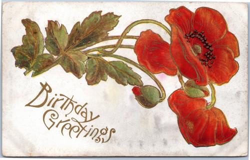 Birthday Greetings
